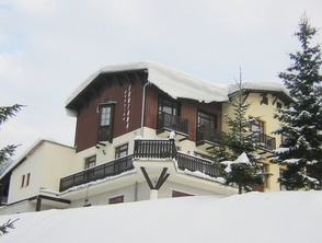 Pension BORUVKA,